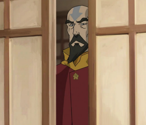 legendofkorraholyshit:   every breath you takeevery move you makeevery bond you breakevery step you takei'll be watching you  c r y i n g