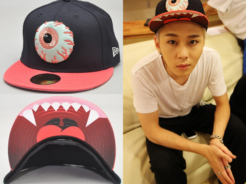 120711 PLAYBEAST CAFE DAUM UPDATE | JUNHYUNGMISHKA KEEP WATCH CAP - $32