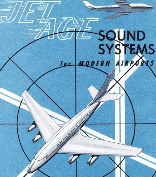 Jet Age Sound Systems for Modern Airports