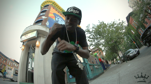 #Screenshot from K.Burns X Brooklyn Kings Co. #Promo #Video Follow via twitter @theRealKBurns & @BrooklynKingsCo