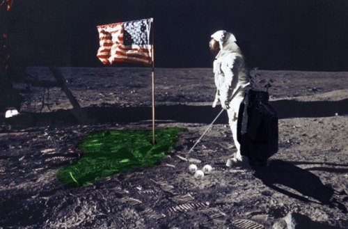 Moon Golf - Sports Rejected From the London Olympics XV