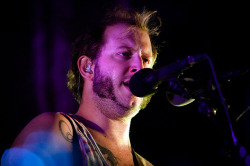 Bon Iver - Justin Vernon in color on Flickr.Justin Vernon portrait in color - Live in Ferrara, Italy