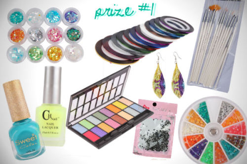Wanna win ALL this awesome stuff? Head over to my blog to find out more!