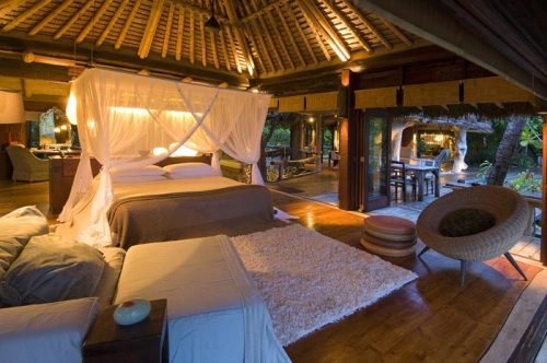 Luxury Beach Villa in Seychelles