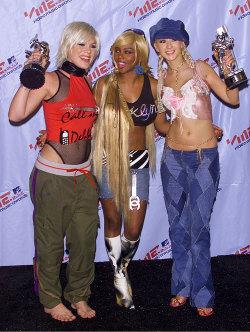 Christina Aguilera P!nk Lil' Kim