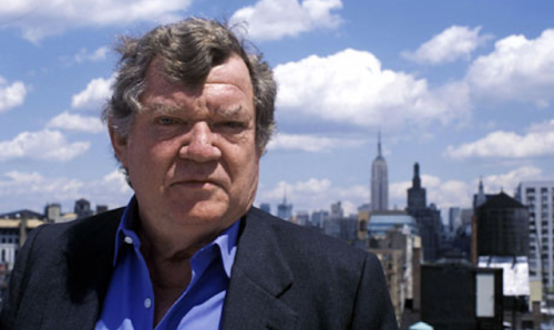 "R.I.P. Robert Hughes ""The greater the artist, the greater the doubt. Perfect confidence is given to the less talented as a consolation prize."" - Robert Hughes.  The art critic and historian Robert Hughes has died at age 74, after a long illness, at Calvary Hospital in the Bronx. He is survived by his third wife, Doris Downes."