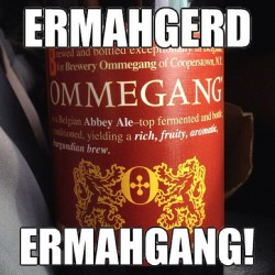 Ermahgerd Ermahgang! (Taken with Instagram)