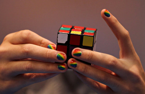 "webstartwomen:  Rubik's Cube Twists Back Into Limelight  ""You can use Rubik's Cube to teach engineering, you can use it to teach mathematics, and you can use it to talk about the interplay between design and engineering and mathematics and creativity,"" said Paul Hoffman, president of the Liberty Science Center in Jersey City, where an exhibit will honor the 40th anniversary of the cube in 2014."