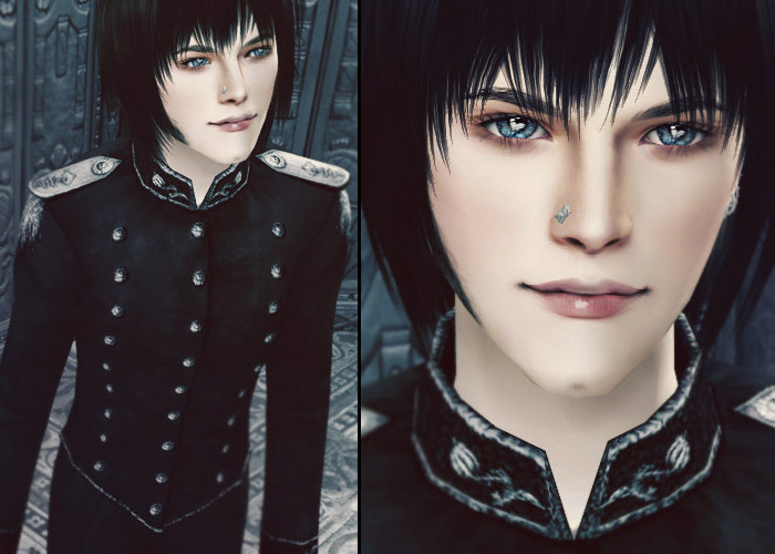 Gareth, because I haven't made an anime style sim in forever. DOWNLOAD