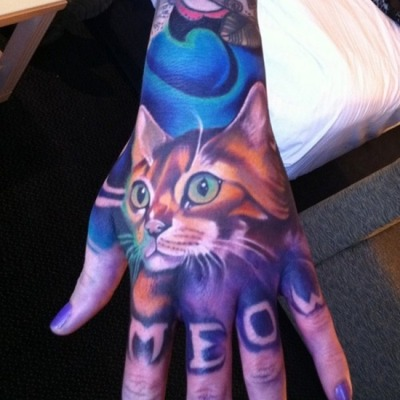 tattoome:  artist? thank for information