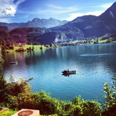 #lake #switzerland  (Taken with Instagram)