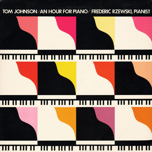 An Hour For Piano (1979)