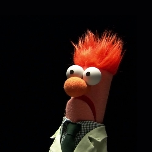 Paul Ryan turned into Beaker every time Joe Biden went into a policy rant.