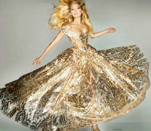 lily donaldson by nick knight