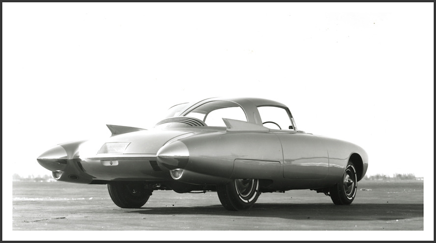 chromjuwelen:  (via Oldsmobile Golden Rocket, 1956)