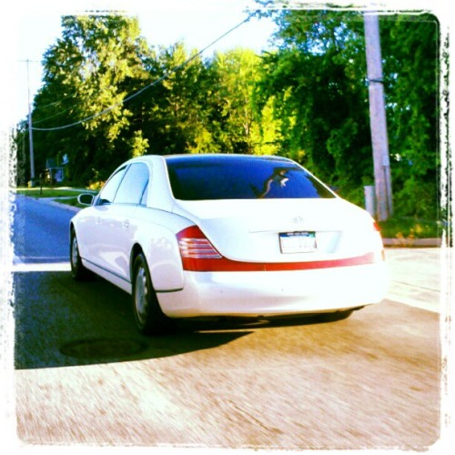 #maybach #57s #luxury #MMG #L2H (Taken with Instagram)