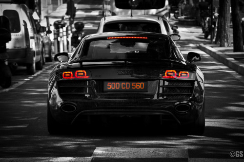 fullthrottleauto:  Audi R8 V10 by Anderson Germany (by Germanspotter)