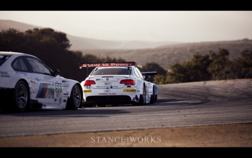S/W BMW Corkscrew at Laguna Seca