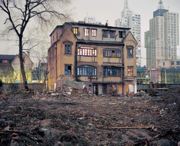 "firsttimeuser:  beconinriot: Greg Girard ""Phantom Shanghai"""