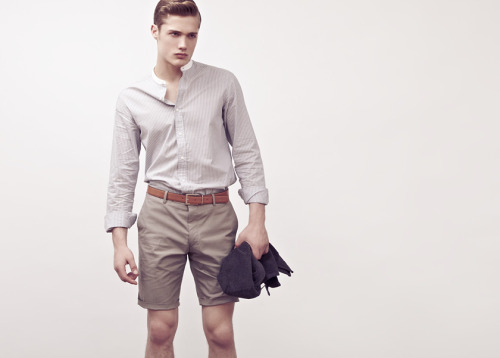 "mens-fashion-inspiration:  Steven Chevrin photographed for Reiss ""Destination Style"""