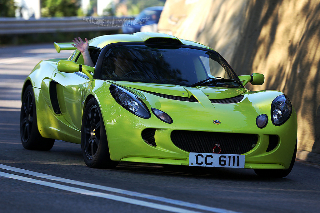 Lotus, Exige, Shek O, Hong kong (by Daryl Chapman's - Automotive Photography)