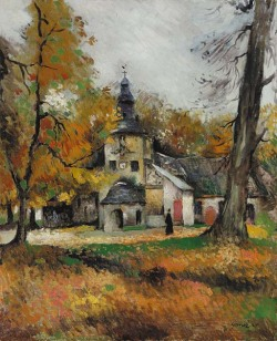 poboh:  Notre Dame de Grace, Paul-Élie Gernez. French (1888 - 1948)