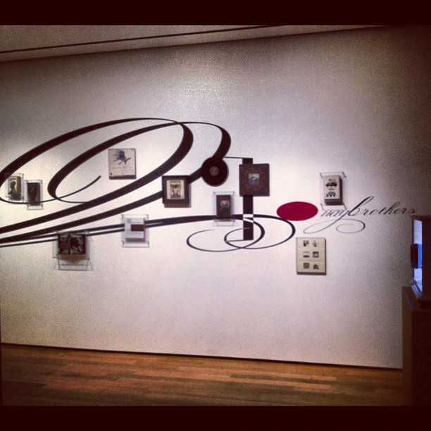 The Quay Brothers @MuseumModernArt (Taken with Instagram at MoMA)