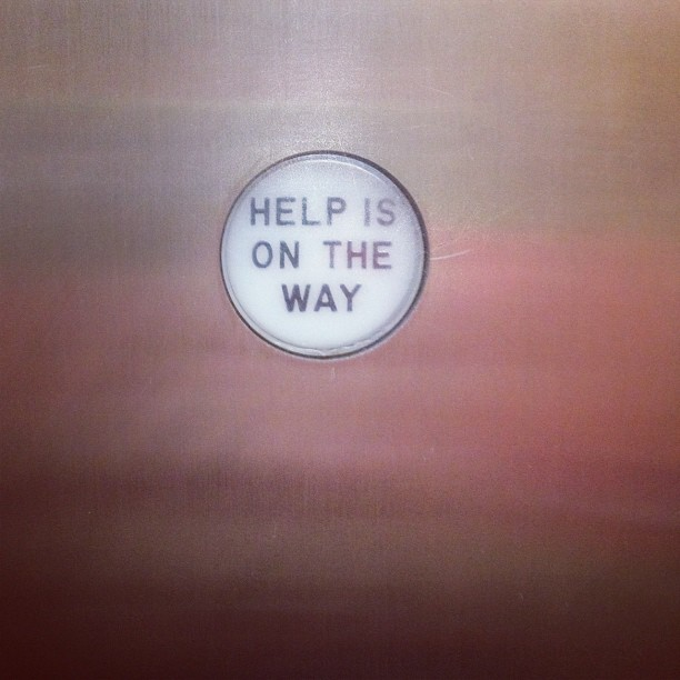 I hope so… (Taken with Instagram at New Yorker Hotel)