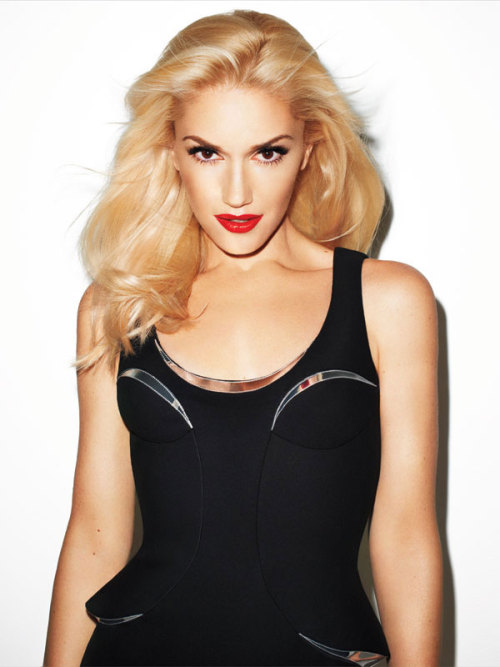 Gwen Stefani by Terry Richardson