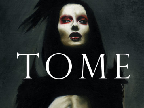 "Today is the final day to back the exquisite TOME project on Kickstarter! Including a massive 12"" x 18"" art book, cd compilation, and feature film documentary, this first edition of TOME focuses on the theme of VAMPIRISM. It's a true honour to have my work (with photography by Visioluxus, Kyle Cassidy & more) included within the pages of TOME as one of their featured artists. Please be sure to check their Kickstarter page for a list of the *many incredibly talented* creative individuals adding their own artistic vision to this. Here's a bit more on the project:""Modern popular culture has shown us all kinds of depictions of vampires, from the silly to the subdued. Featured artists in TOME will each take 3-5 pages to explore what we think is a unique and relevant take on vampirism as a whole, including the misuse of power and the objectification and exploitation of others. And at the conclusion of each artist's contribution, they'll have a one-page interview conducted by another artist to continue their artistic exploration.""The featured artist interviews within TOME are being done by fellow artists in order to keep the questions creative ~ a way to delve into topics beyond more standard interview questions. The Kambriel artist interview for the book is being done by none other than the wickedly gracious Neil Gaiman!From TOME: * NEIL GAIMAN interviewing KAMBRIELInternational best-selling writer Neil Gaiman will be interviewing featured artist Kambriel for TOME! Neil is an English author of short fiction, novels, comic books, graphic novels, audio theatre, and films. His notable works include the comic book series The Sandman and novels Stardust, American Gods, Coraline, and The Graveyard Book. He has won numerous awards, including Hugo, Nebula, Bram Stoker, Newbery Medal, and Carnegie Medal in Literature.They have a wide variety of pledge options starting at just $1, ranging up to those including stunning art prints and more, but $60 for the 12""x18"" limited edition oversized hardcover anthology first edition of TOME (including domestic shipping) + the accompanying cd, is really quite amazing. It's going to be selling for easily twice as much later on, so this is an excellent opportunity to get a copy of the book at a significantly reduced price… not to mention, the book should be ~amazing~."
