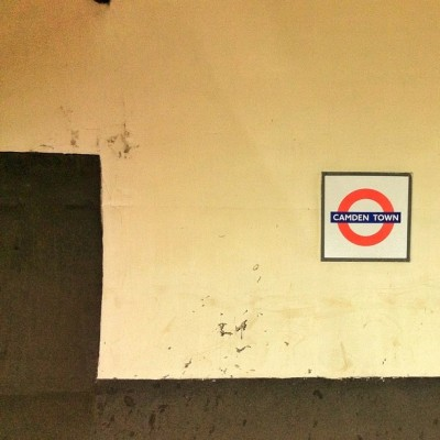 Take me back to Camden! #camden #london #london2012 #underground #subway #travel #instagood #instagreat #jj_forums #instagramdaily #instafamous #igers #ipopyou  #iphonesia #webstagram #bestoftheday  #ahahahaCheah #igdaily #tweegram  #instamood #photooftheday #ignation #igaddict #primeshots #instadaily #instagram_underdogs  (Taken with Instagram at Camden Underground Station, London)