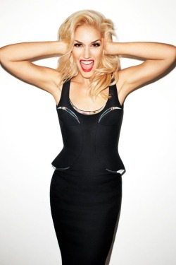 Gwen Stefani for Harper's Bazaar September 2012