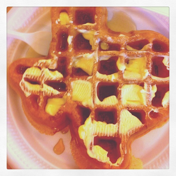 breakfast #texas  (Taken with Instagram at La Copa Inn & Suites)