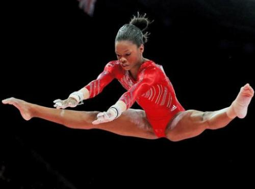 Team USA gymnast Gabby Douglas has sure made her presence known at the London Olympics and even her journey to London was an Olympic trial. Gabby talked recently to the New York Post about how her family is essentially broke and father left them at an early age.
