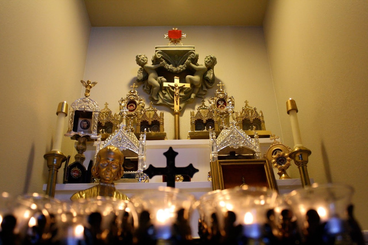 Relics of Saints