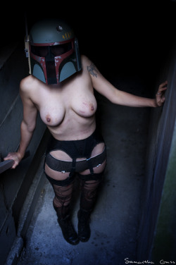 samguss:  I've got a Boba Fett-ish   It's that time of year again