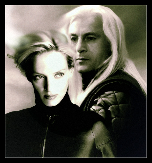 Mr & Mrs Malfoy)