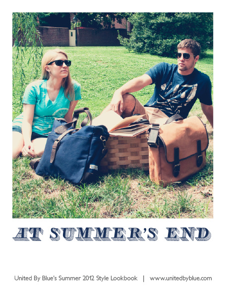 Shop our AT SUMMER'S END Lookbook Now!  |  United By Blue