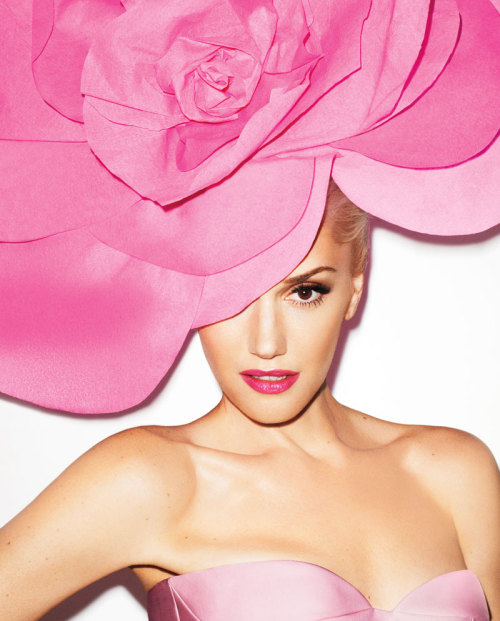 thezoereport:  Gwen Stefani by Terry Richardson, September 2012