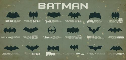The evolution of the Batman sign.  (via UberSuper.com)