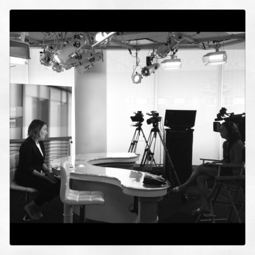NewsBeast editor Lauren Streib was on set this morning talking with Inside Edition about our College Rankings. [h/t NewsBeastPR]