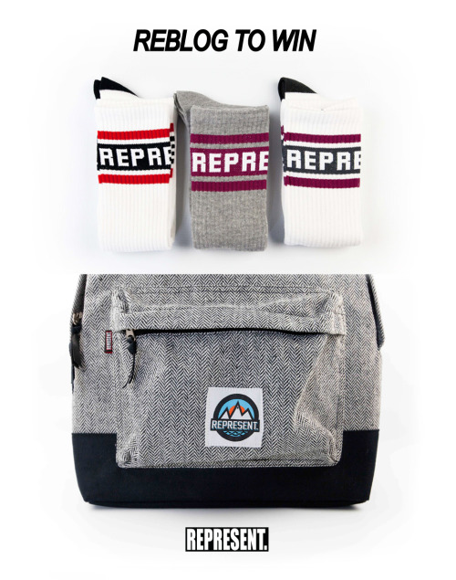 representclothing:  Reblog for a chance to win this package, One winner will be chosen on Sunday 12th August