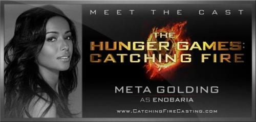 The #HungerGames – La Ragazza di Fuoco: Meta Golding sarà Enobaria! #HungerGamesSW (via The Hunger Games – La Ragazza di Fuoco: Meta Golding sarà Enobaria! | Il blog di ScreenWeek.it)