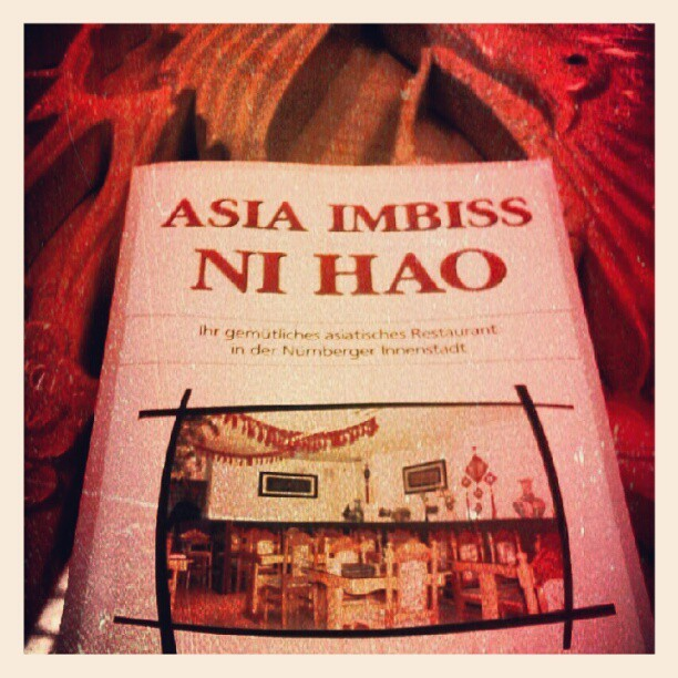 Taken with Instagram at China-Imbiss Ni Hao