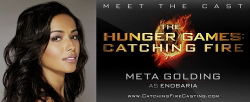 Meta Golding Joins 'The Hunger Games: Catching Fire' As Enobaria | Flicks and Bits Let the drama begin!!
