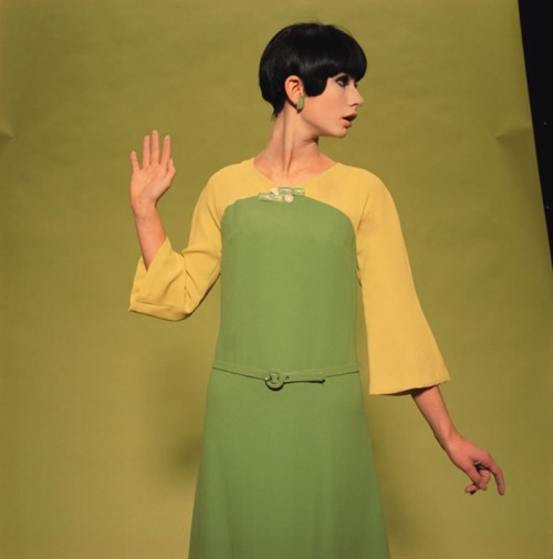 A 1960s Pisanti dress. Photo by F.C. Gundlach.
