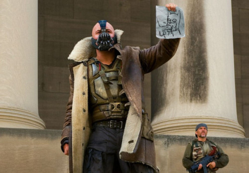 What Bane really thinks of Batman
