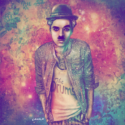 just-art:  Chaplin new released by Fabian Ciraolo