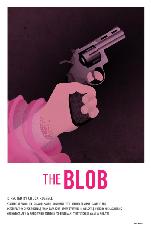 The Blob by Matt Dupuis