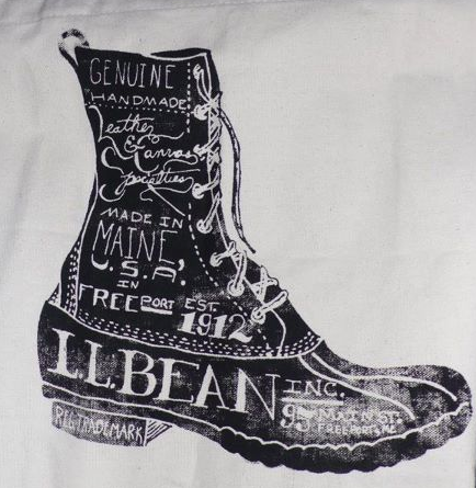 Bean Boot art